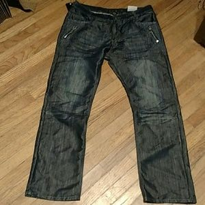 NWT Men's Straight Leg Jeans
